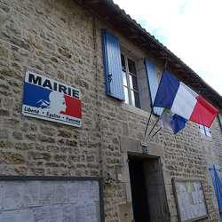 Mairie déléguée à Saint-Léger-de-la-Martinière